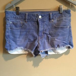 American Eagle Outfitters Shortie Jean Shorts 10